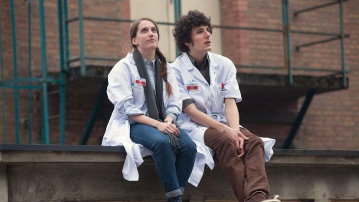 Hippokrates und ich bei Arte (Foto)