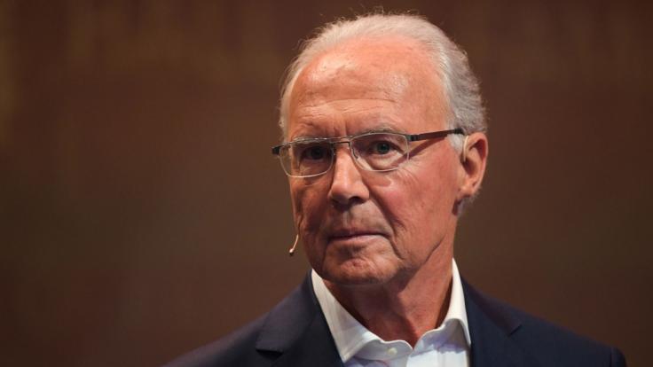 In einem Interview gestand Franz Beckenbauer, dass er