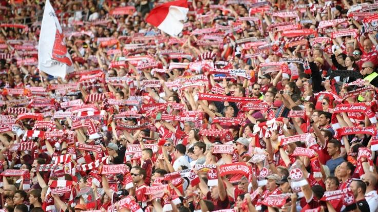 Heimspiel 1. FC Kaiserslautern : Die aktuellen Spielergebnisse der 3. Fußball-Bundesliga bei news.de. (Foto)