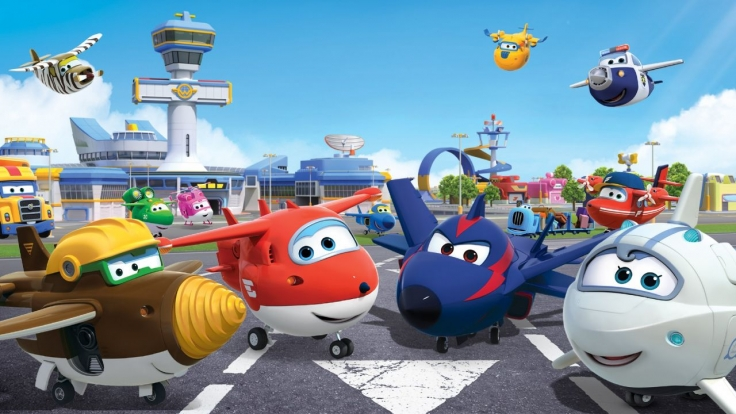 Super Wings bei Super RTL