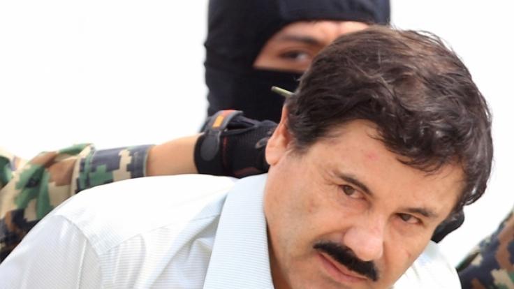 Sieht seine Drogengeschäfte in Gefahr: Joaquin
