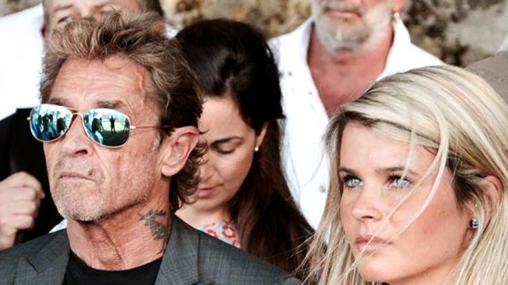 Rocker Peter Maffay und Hendrikje Balsmeyer (28) aus Halle sind seit Oktober ein Paar. (Foto)