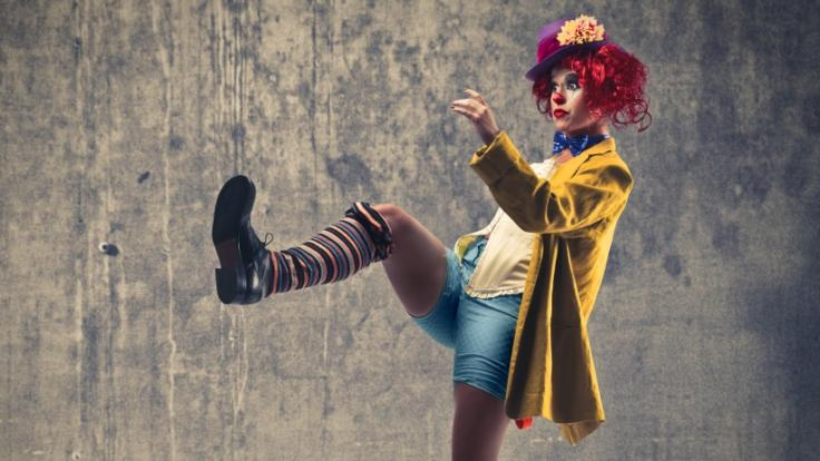 Der beliebte TV-Clown Cepilin ist gestorben. (Foto)