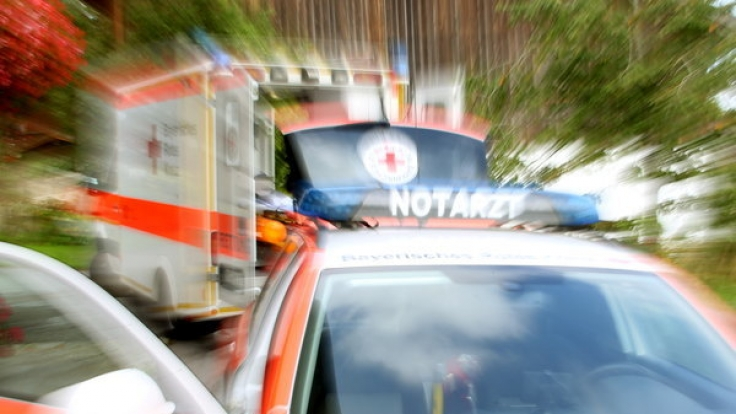 Am Montag ereignete sich ein tragischer Unfall in Raesfeld in Nordrhein-Westfalen. (Foto)