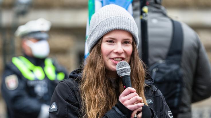 Luisa Neubauer privat - die Klimaschutzaktivistin im Porträt (Foto)