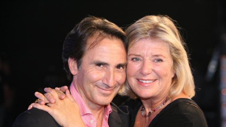 Zwölf Jahre lang waren Jutta Speidel und Bruno Maccallini ein Paar. (Foto)