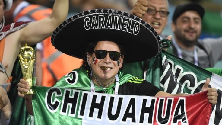 Mexiko steht gegen Portugal im
