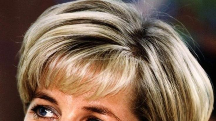 Am 31. August 1997 verstarb Prinzessin Diana an den Folgen eines tragischen Autounfalls. (Foto)