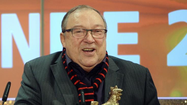 Jaecki Schwarz 2013 bei der Verleihung der Goldenen Henne. (Foto)