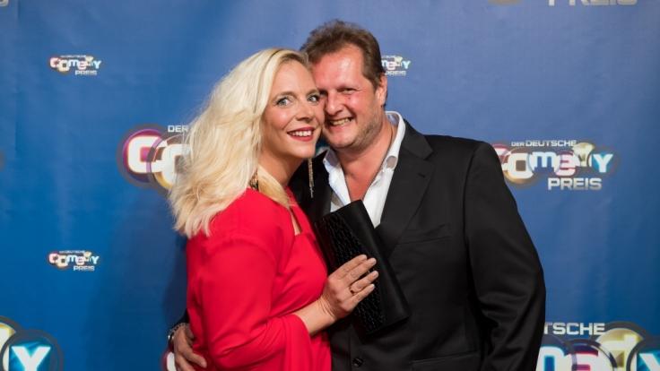 Daniela Büchner will nach dem Tod von Jens Büchner weiterkämpfen. (Foto)