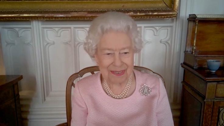 Queen Elizabeth II. wäre lieber eine ganz normale Frau.