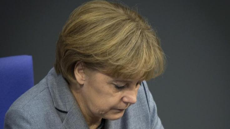 Bundeskanzlerin Angela Merkel als Telefonjoker bei Wer wird Millionär?