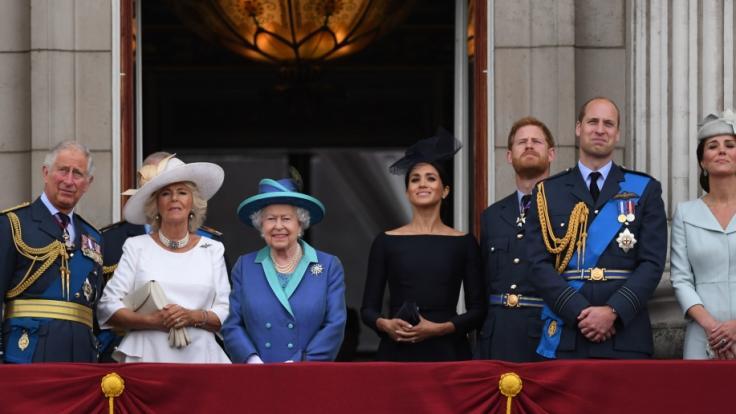 Welcher Royal ist der Reichste?