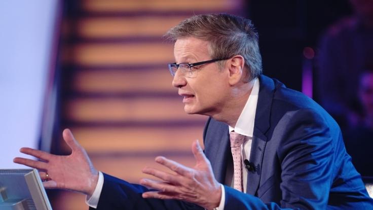 Günther Jauch moderiert eine neue Folge