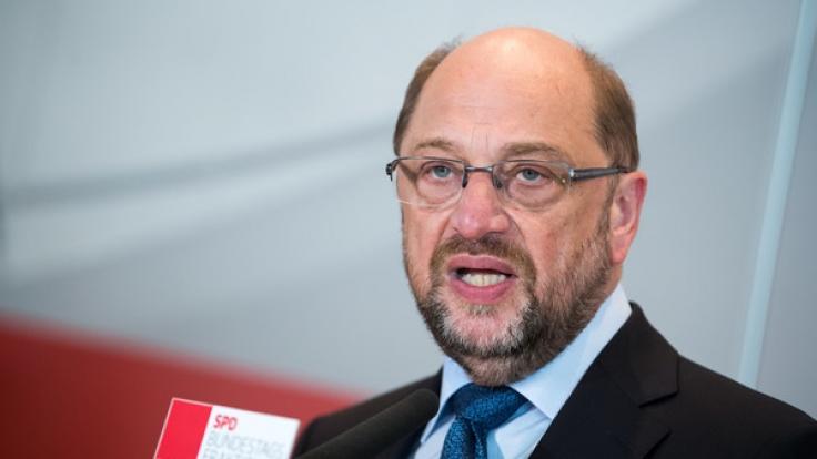 Für SPD-Kanzlerkandidat Martin Schulz geht der Wahlkampf zur Bundestagswahl 2017 in die heiße Phase. (Foto)