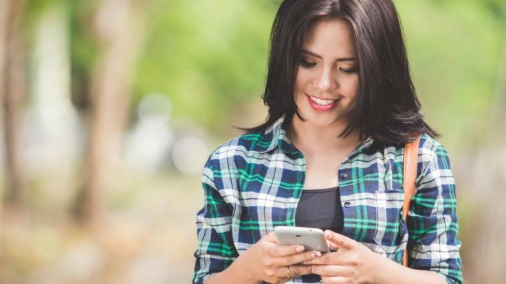 Smartphones sind aus unserem Alltag nicht mehr wegzudenken. (Foto)