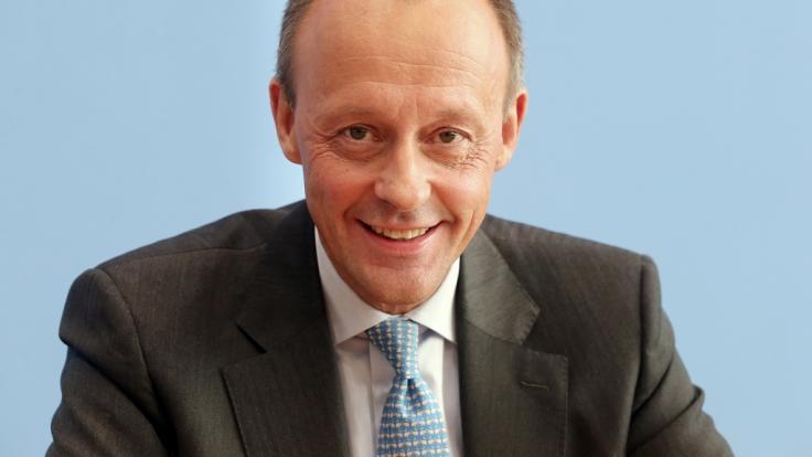 Friedrich Merz will CDU-Chef werden. (Foto)
