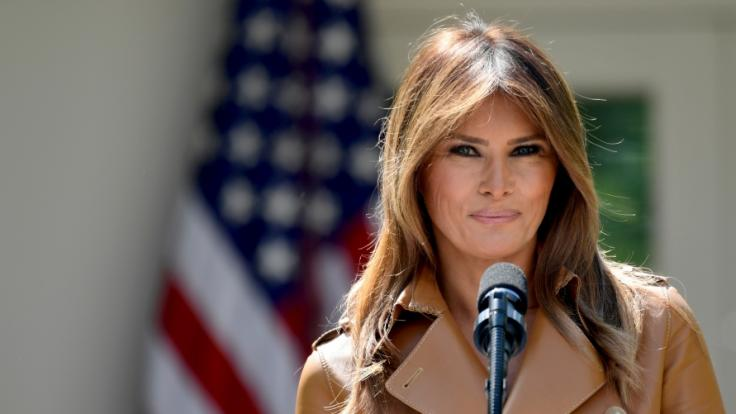 Melania Trump wurde erneut von ihrem Ehemann gedemütigt.