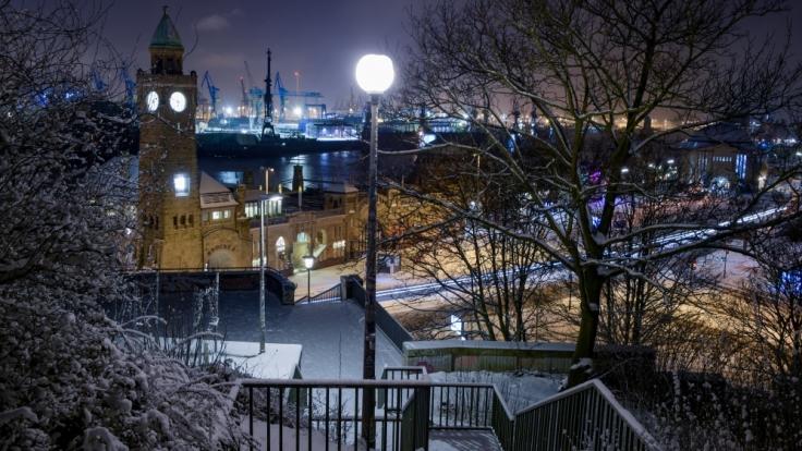 Der Winter hat Deutschland fest im Griff. (Foto)