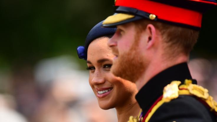Steht die Ehe von Meghan Markle und Prinz Harry vor dem Aus? (Foto)