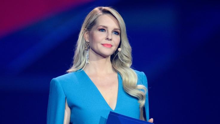 2021 durfte Chantal Janzen den ESC moderieren. (Foto)