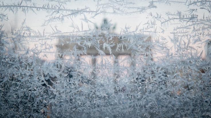 Steht Europa eine neue Eiszeit bevor? (Foto)