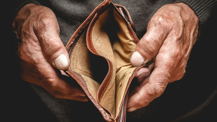 Aktuelles Einkommen reicht oft nicht für gute Rente.