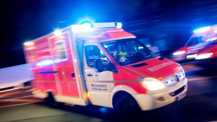InBaden-Württemberg kam es zu einem tragischen Unfall