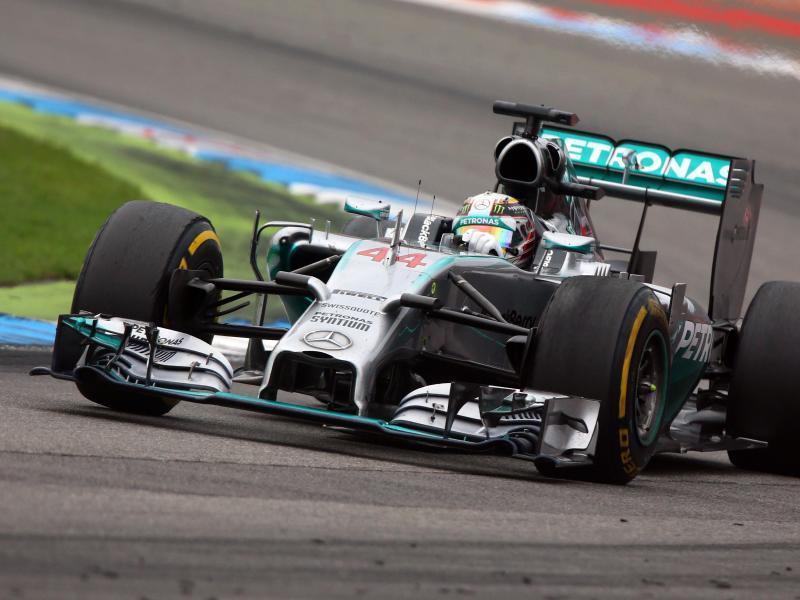 Formel 1 auf dem hungaroring ungarn gp 2014 riccicardo holt sich sieg