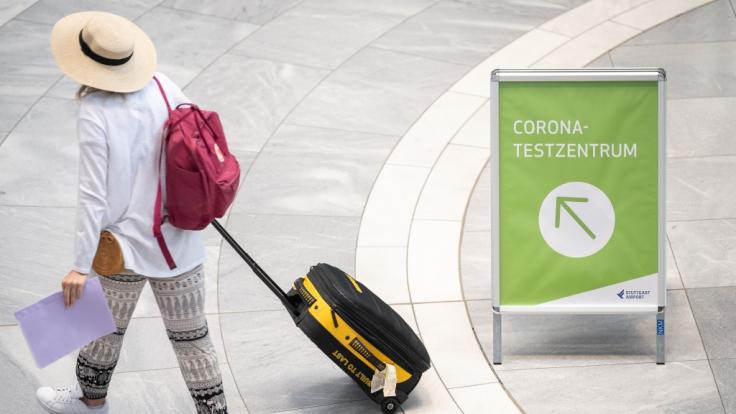 Ab 1. August (Sonntag) müssen ALLE Reisenden, die nach Deutschland kommen, einen negativen Coronatest nachweisen – sonst droht ein saftiges Bußgeld! (Foto)