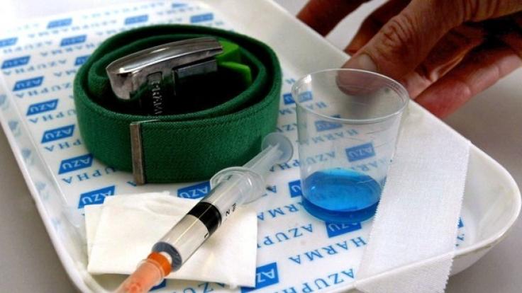 Methadon wird bei der Bekämpfung von Krebs eingesetzt.
