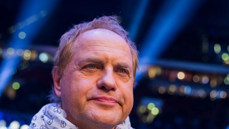 """Uwe Ochsenknecht spielte den Polizeihauptkommissar Robert Killmer in der ARD-Krimi-Reihe """"Der Bulle und das Landei"""". (Foto)"""