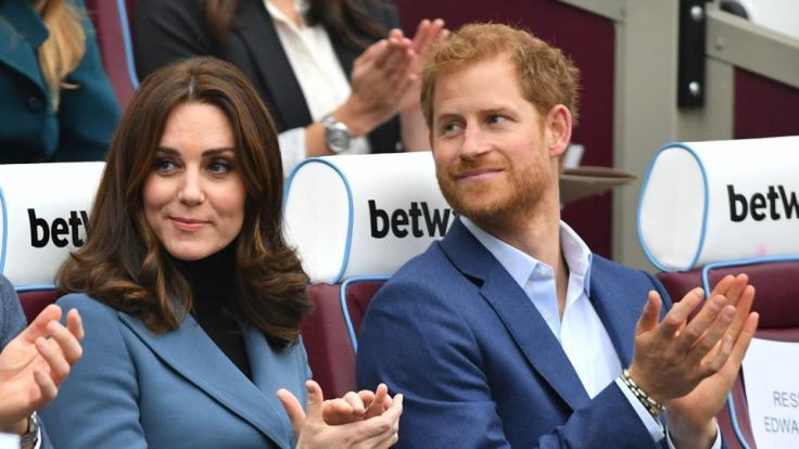 Was wohl Kate Middleton über Harrys jüngste Aussagen denkt? (Foto)