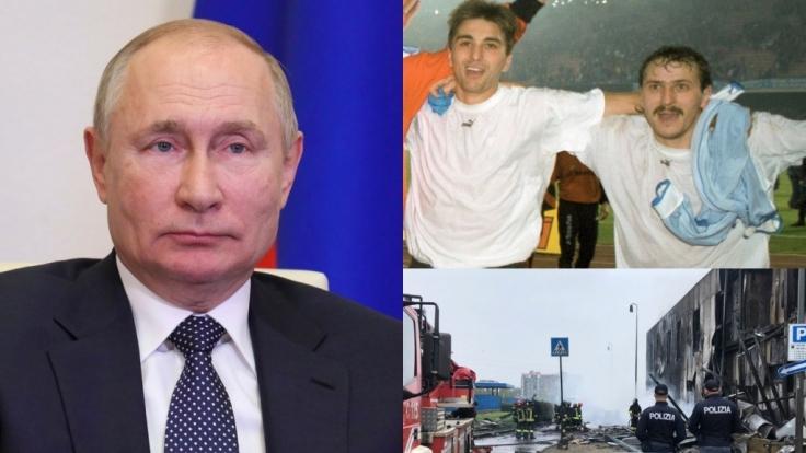 Die News des Tages am 04.10.2021 zu Wladimir Putin, Bundesliga-Star Jan Furtok und Flugzeugabsturz in Mailand. (Foto)