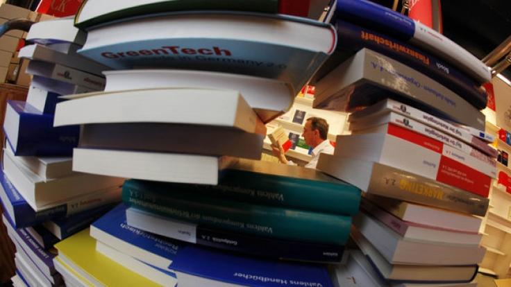 Die Frankfurter Buchmesse 2014 öffnet vom 8. bis 12. Oktober ihre Pforten.