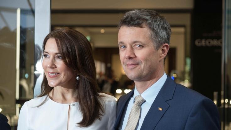 Kronprinzessin Mary (44) und Kronprinz Frederik von Dänemark (47) haben derzeit mit einer Scheidung zu kämpfen.