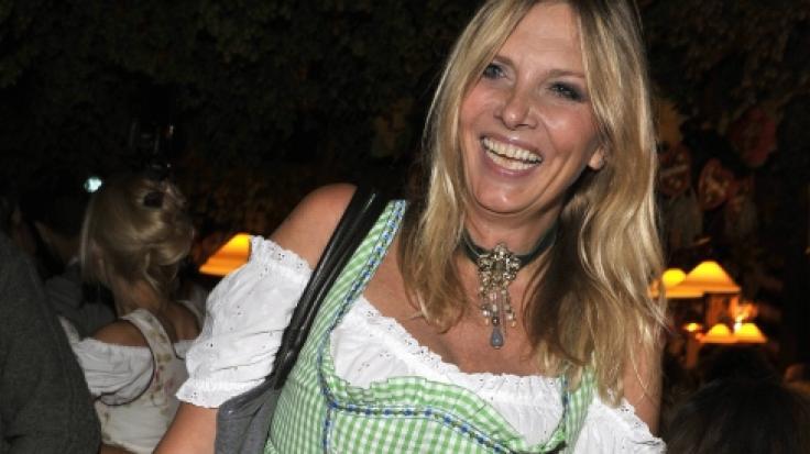 TV-Star Nicole Boettcher hat im Corona-Lockdown mit dem Singledasein und mangelnder Zärtlichkeit zu kämpfen. (Foto)