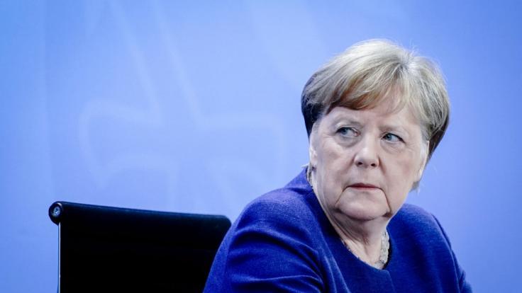 Maltas Botschafter hat Angela Merkel mit Hitler verglichen. (Foto)