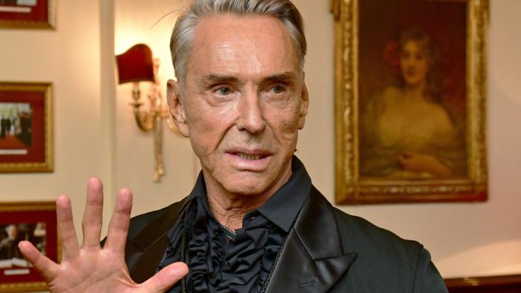 "Star-Designer Wolfgang Joop mischte auch bei ""Germany's Next Topmodel"" als Juror mit. (Foto)"