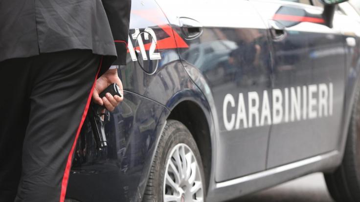 In Neapel sind zwei mutmaßliche Räuber nach einem Überfall tödlich verunglückt - jetzt ermittelt die Polizei. (Foto)