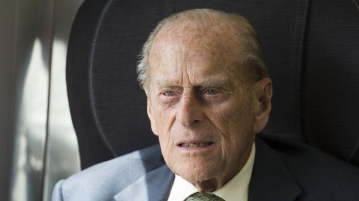 Der Megxit schadet Prinz Philips Gesundheit