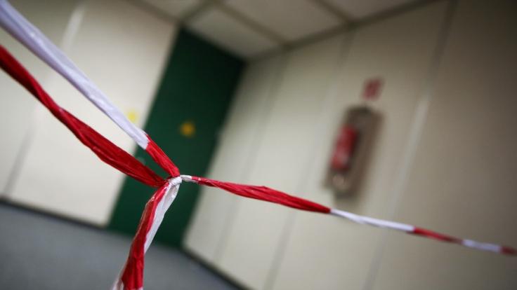 Die Schüler fanden ihre tote Lehrerin im Klassenzimmer. (Foto)