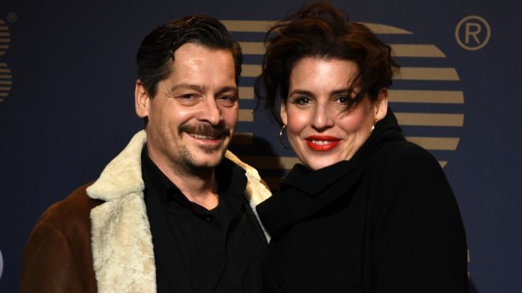 Fritz Karl und Freundin Elena Uhlig haben vier gemeinsame Kinder.