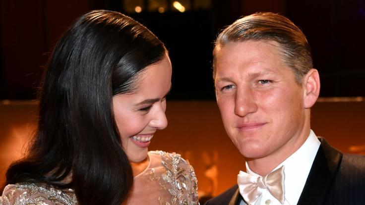 Fußballspieler Bastian Schweinsteiger und seine Frau Ana Ivanovic sind zum zweiten Mal Eltern geworden. (Foto)
