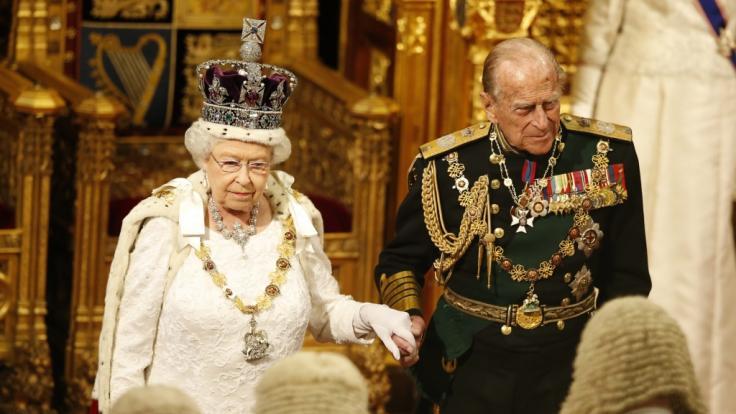 Prinz Philip wird nach dem Tod von Queen Elizabeth II. neben seiner Frau beerdigt. (Foto)