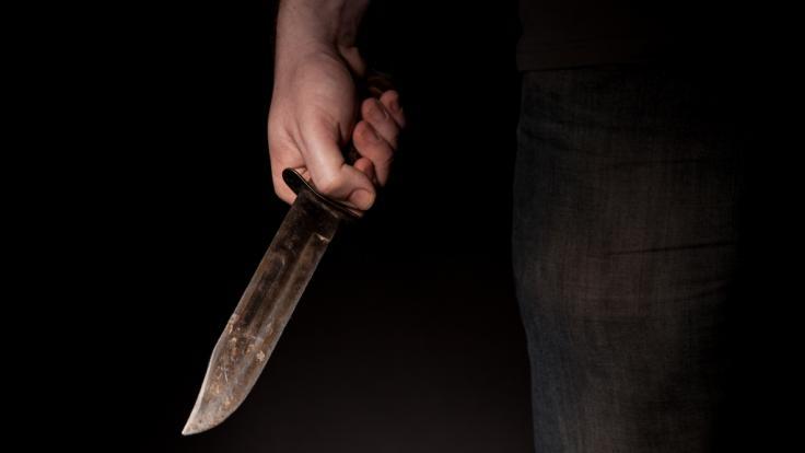 Zwei Teenager töteten einen Mann mit einer Machete. (Foto)