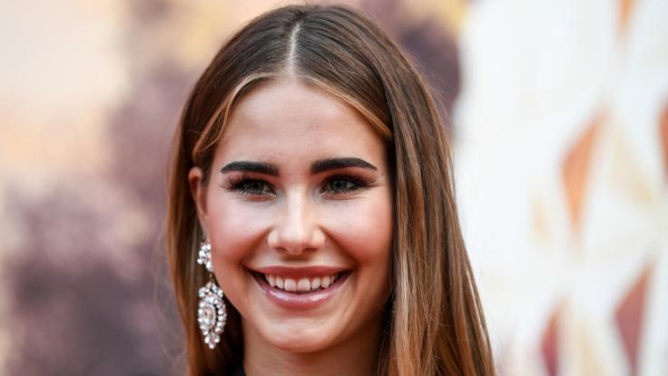 Anahita Rehbein: Unterwäsche-Kracher! Schwangere Miss Germany präsentiert Babybauch