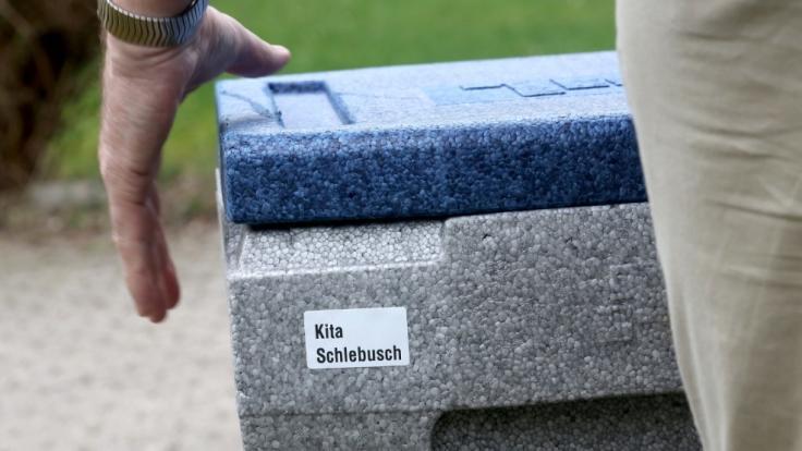 In der Leverkusener Kita Schlebusch wurde in einer Woche zweimal das Essen der Kinder vergiftet.