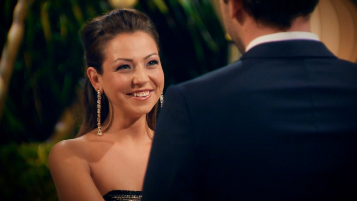 Kristina Yantsen eroberte das Herz des Bachelors.