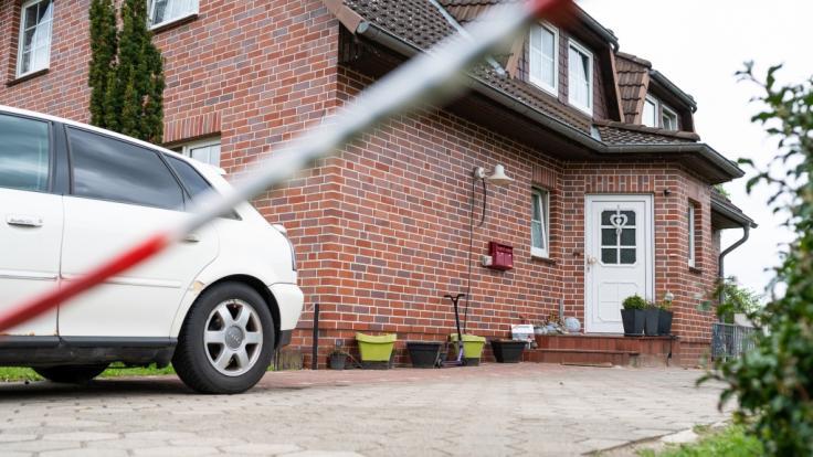 """Der mutmaßliche Tatverdächtige im Familien-Mord in Bispingen soll bereits """"zwei Eintragungen im Bundeszentralregister"""" haben. (Foto)"""